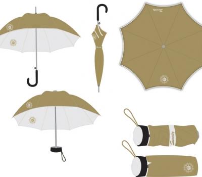 推廣傘 A
